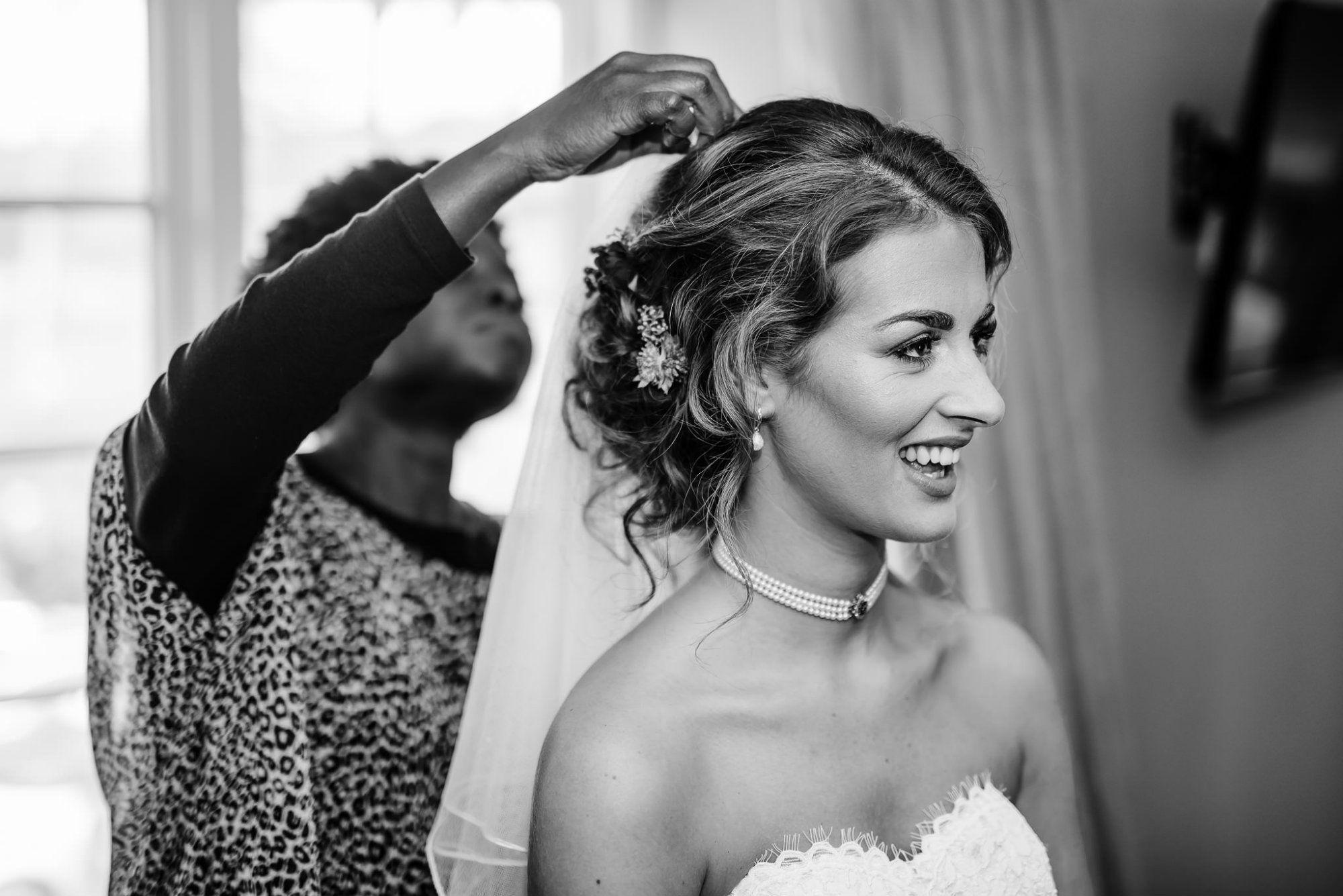 Cheltenham bridal hair stylist-UK