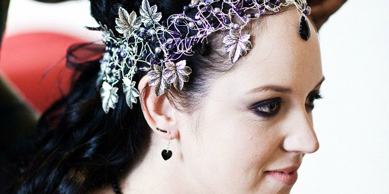 Colourful bridal & occasion hair accessories-UK-Gloucestershire & the Cotswolds