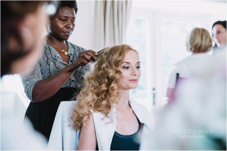 Cotswolds wedding hair stylist-Tetbury