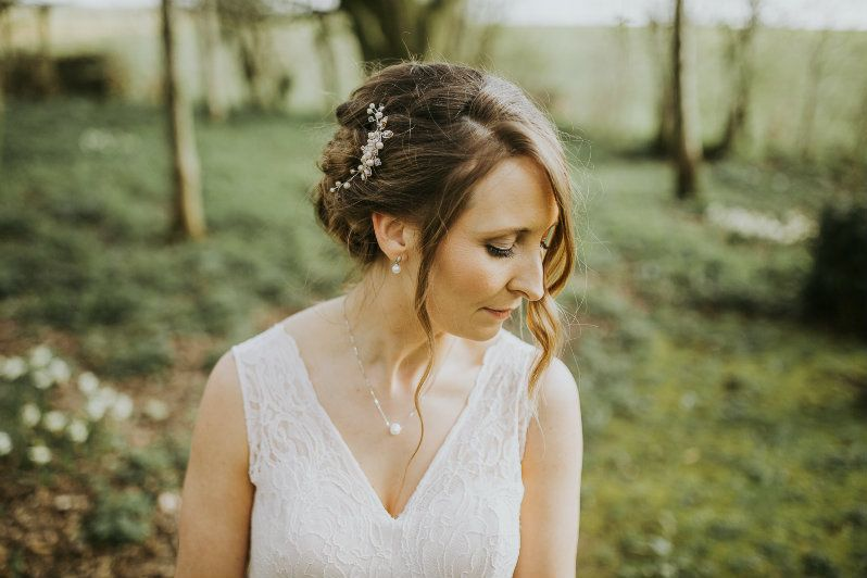 Gloucestershire mobile  wedding hair stylist-Cotswolds-UK