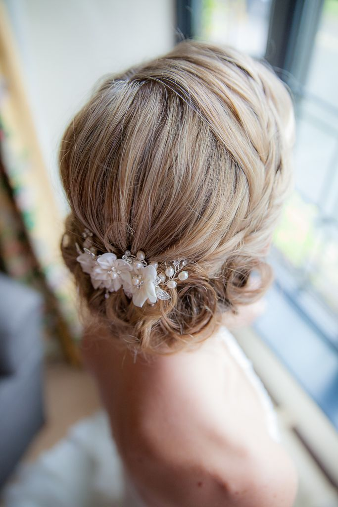 Bespoke wdding hair accessories by Cotswolds-Bridal-Hairstylist-UK