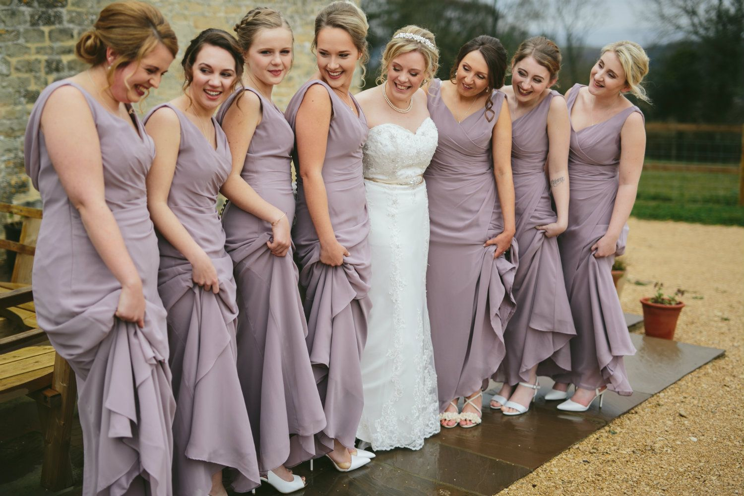 Cheltenham mobile wedding and bridal hair stylist-UK