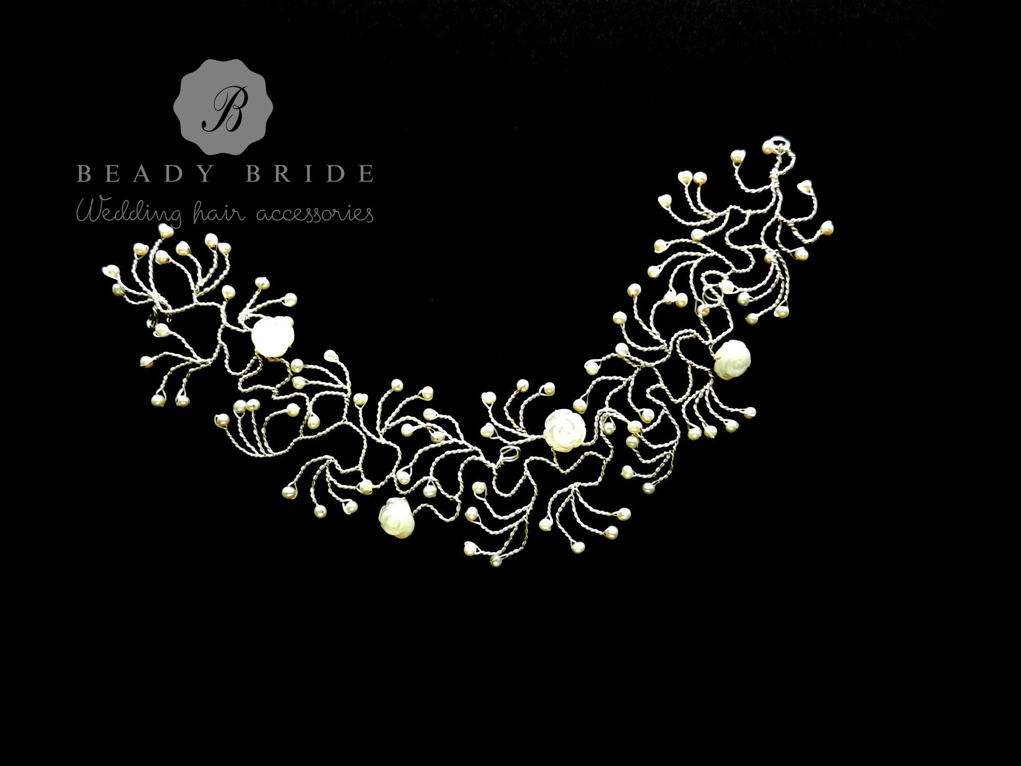 Bridal-hair accessories-Cheltenham-and Gloucestershire-UK