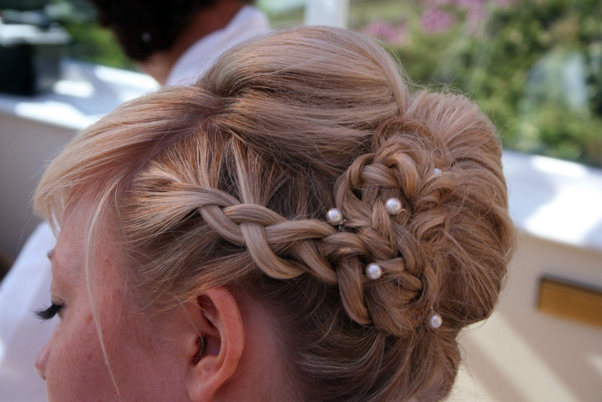 Bridal hair-pin-accessories Gloucestershire-UK