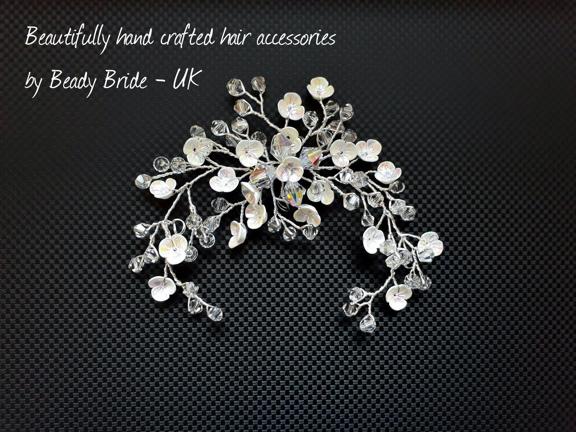 wedding-and-bridal-hair-accessories-tiaras-hair pins-hair-vines-UK