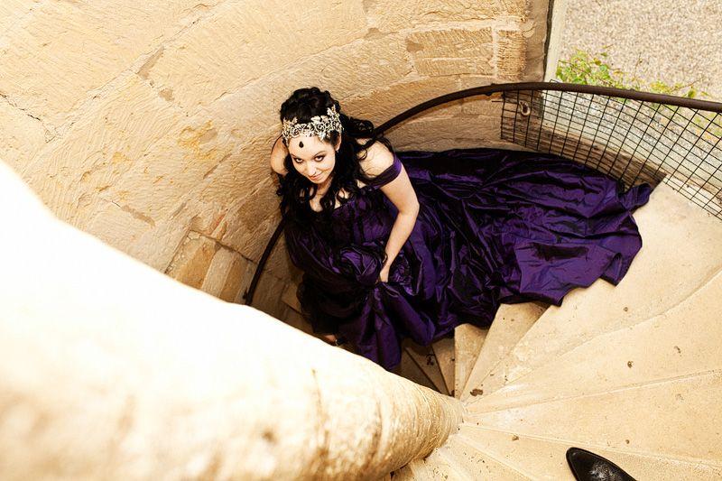 Bridal hair accessories-UK-Gothic-wedding-Hairstylist-UK