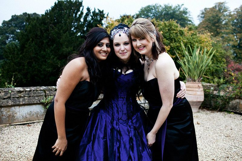 Gothic wedding- Gloucestershire-hair stylist-TV-464.22