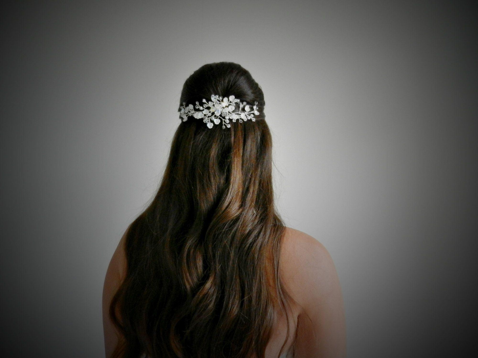 White-pink-flower-bridal-wedding-hair-accessory-UK