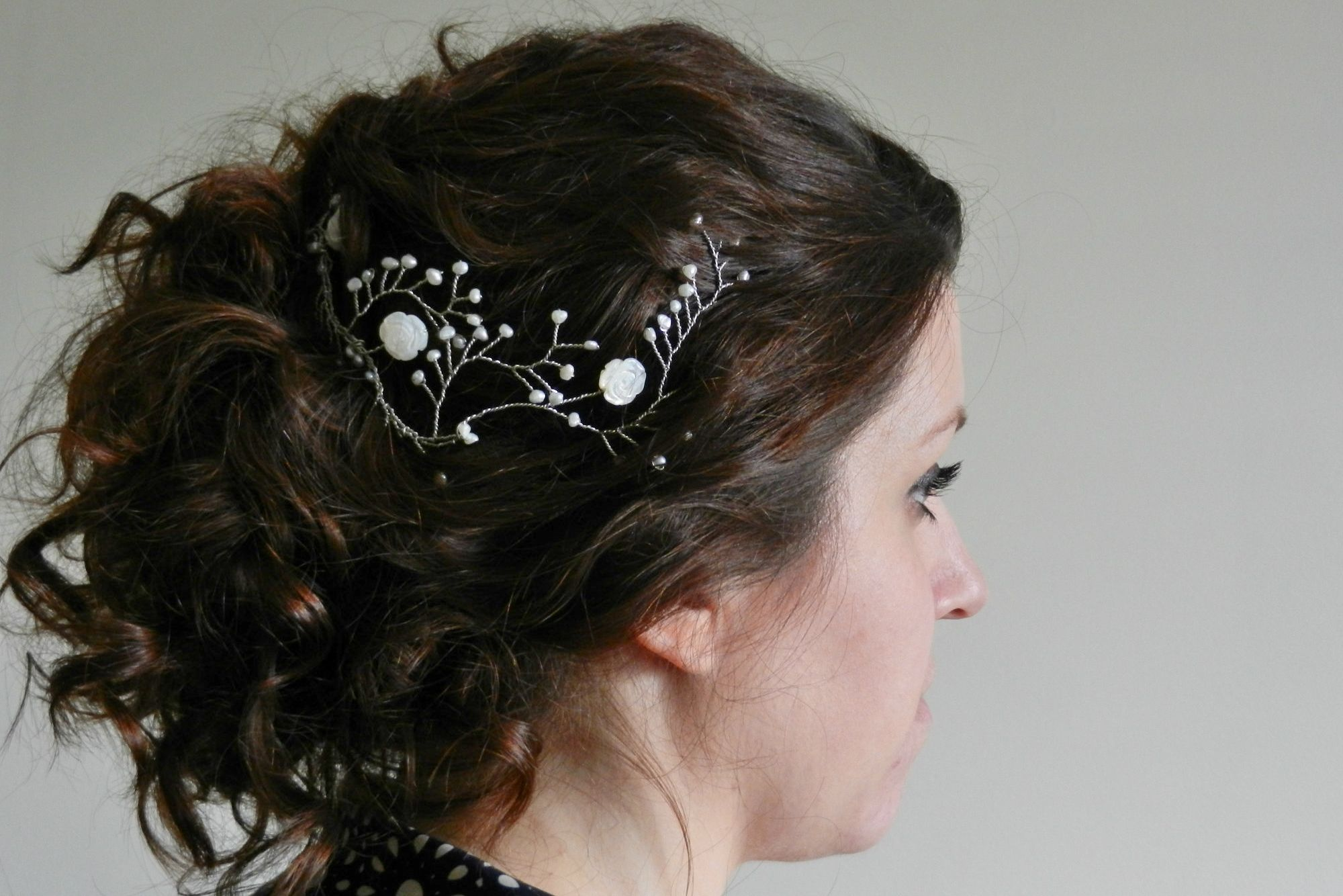 Bohemian-Autumnal-Summer-Floral-wedding-hair accessories-UK