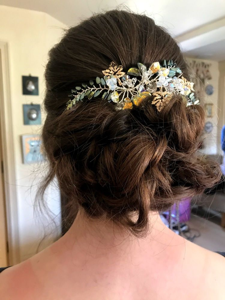 Bespoke wedding hair peices and bridal wedding hair accessories-UK-SFYA-1