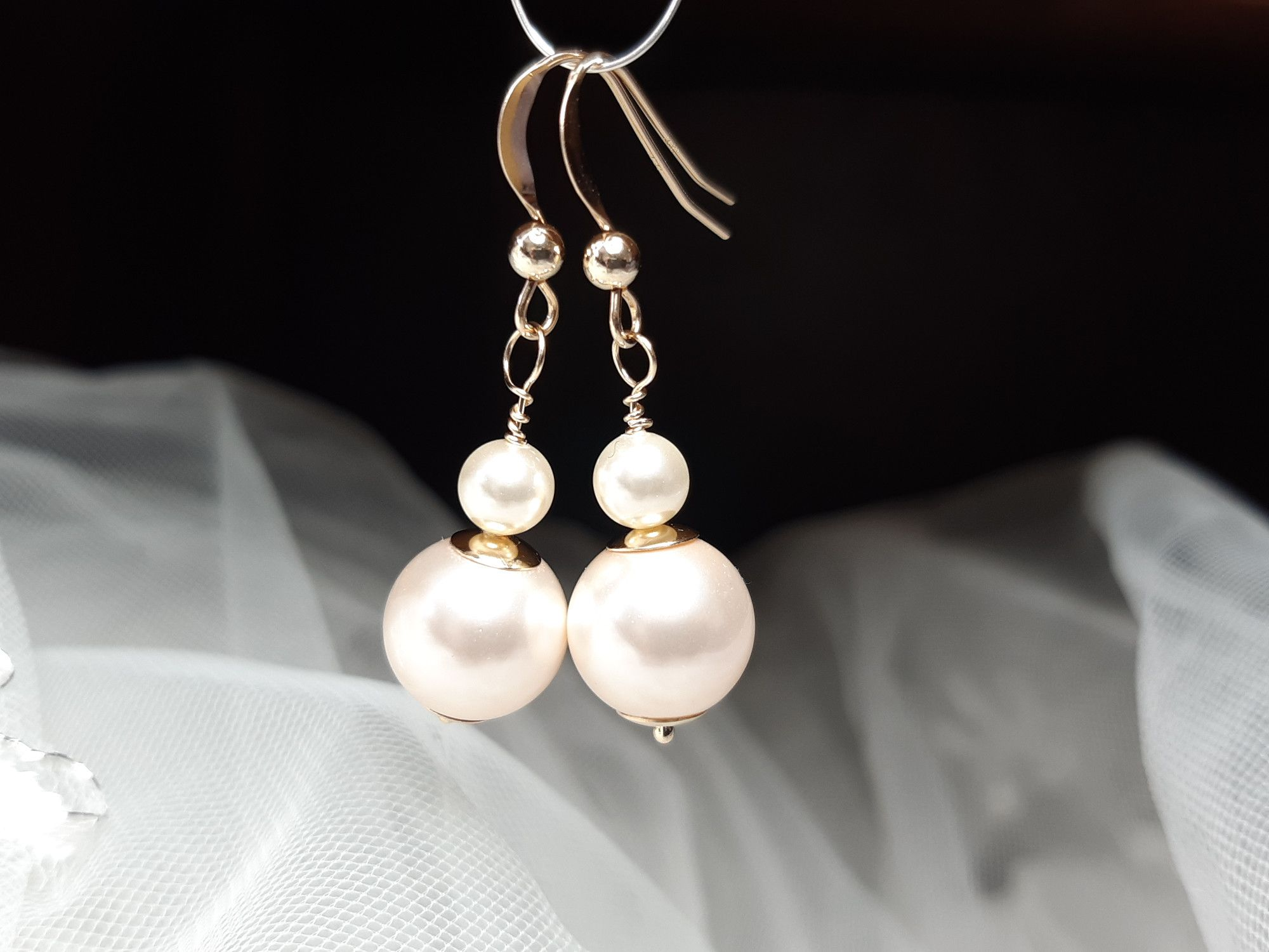 Occasion-bridal-wedding-earrings with 14K gold & pearls-2.jpg