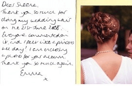 t-thank you card emma