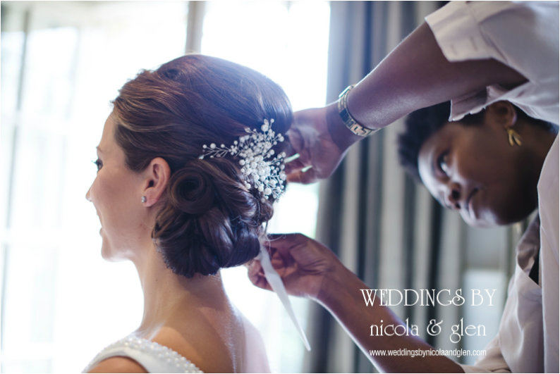Sheenas-wedding-hairstyles-Lower-Slaughter-manor-wedding-hairstylist-Image by Nicola and Glen Photography