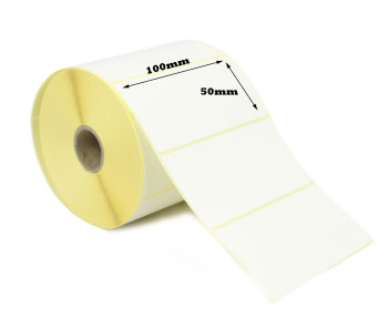 Citizen CL-S521 100x50mm Direct Thermal Labels (2,500 Labels)