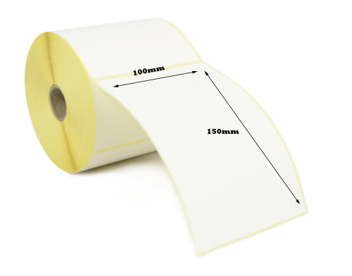 Citizen CL-S521 100x150mm Direct Thermal Labels (2,500 Labels)