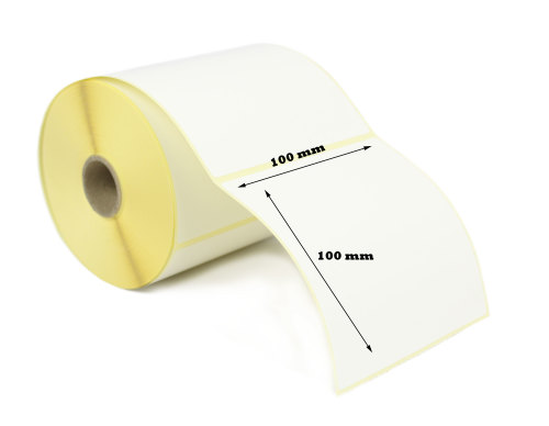 Citizen CL-S521 100x100mm Direct Thermal Labels (5,000 Labels)