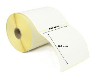 Citizen CL-S521 100x100mm Direct Thermal Labels (2,500 Labels)