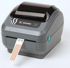 Zebra GX420d Direct Thermal Desktop Label Printer