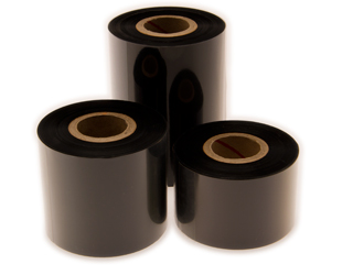 80mm x 300m Thermal Transfer Ribbon (Black)
