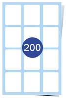 200 Sheets
