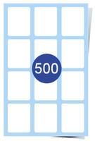 500 Sheets