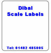 Dibal Scale Labels