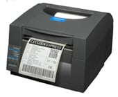 Citizen CLP 8301 Labels