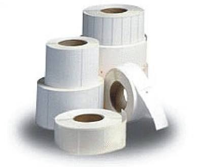 60mm x 60mm Thermal Transfer Labels (2,000 Labels)