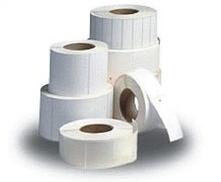 50mm x 25mm White Gloss Inkjet Labels (1,000)