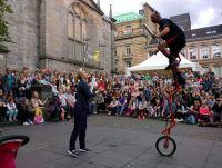 Edinburgh Circus Acts