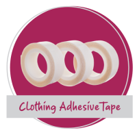 <!-- 002 -->Tape for Clothes, Enhancers and Forms