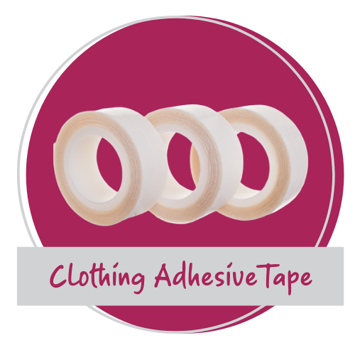Adhesive Tape - For Clothing & Bras