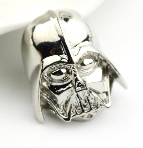 Charity Darth Vader Pin