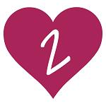 2 Heart 150 150