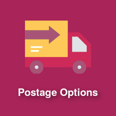 Postage Options