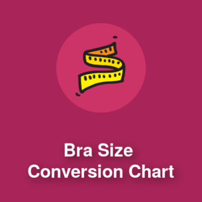 Bra Size Conversion Chart