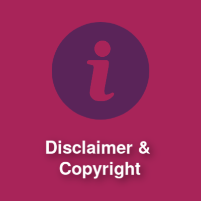 Disclaimer and Copyright