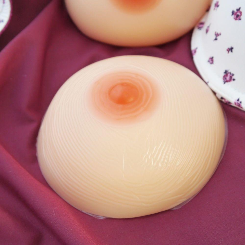 <!-- 044 --> Single Breast Form- Round 300g