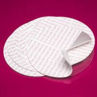 <!-- 006-->Boobylicious Breast Enhancer & Breast Form Adhesive Tape Discs big 11cm Diameter - 30 Discs
