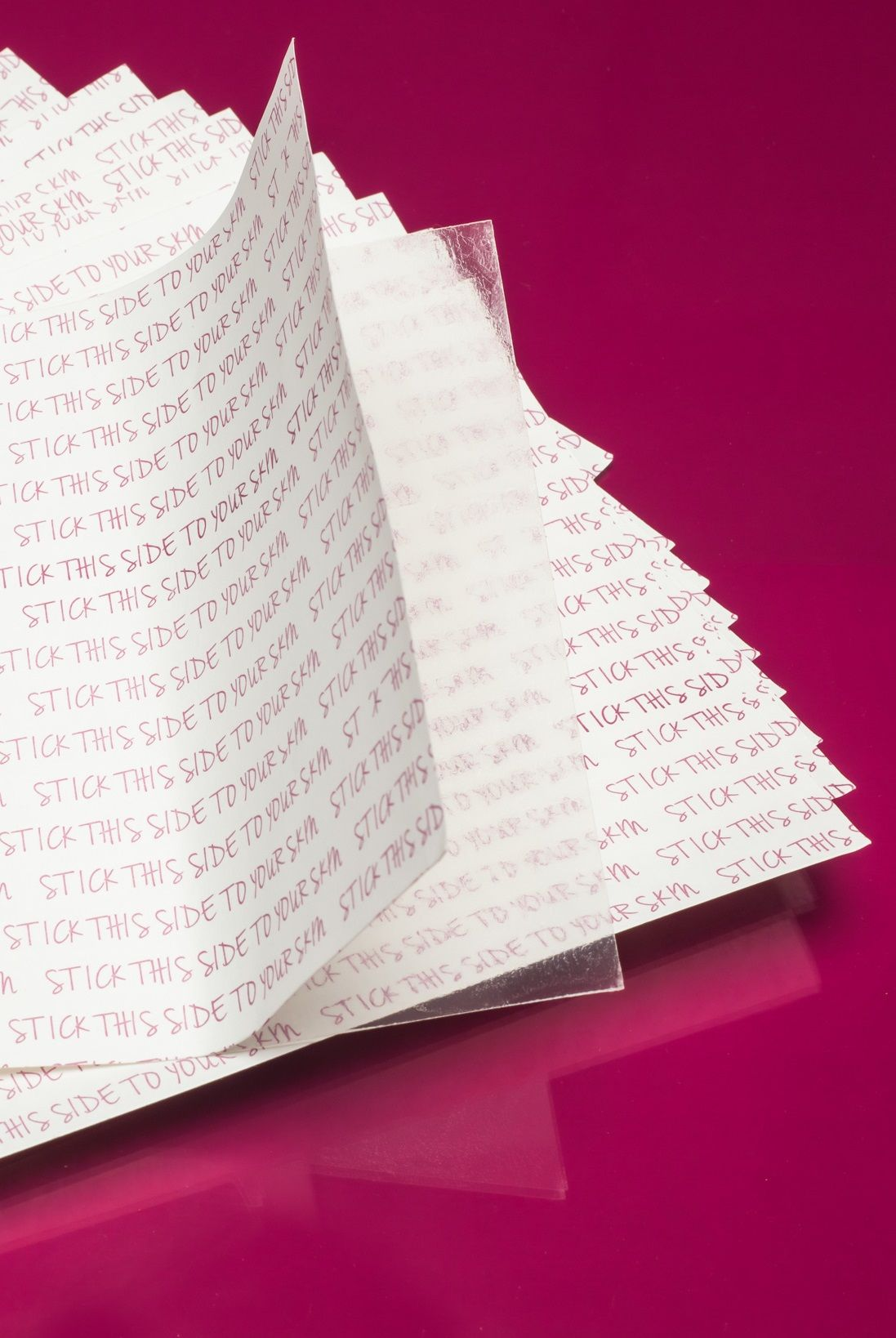 <!-- 007 -->Boobylicious Tape big 12x7.5cm sheets - 10 sheets per pack