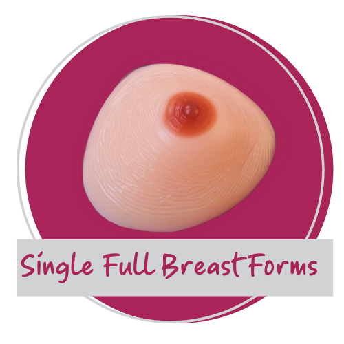 Single Breast Forms