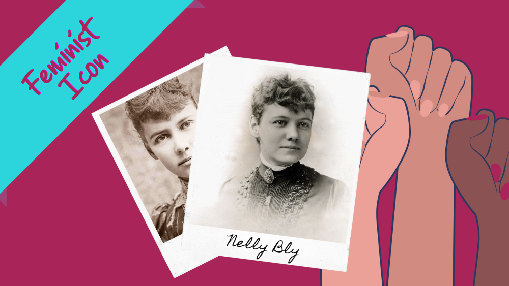 Nelly Bly Blog PNG