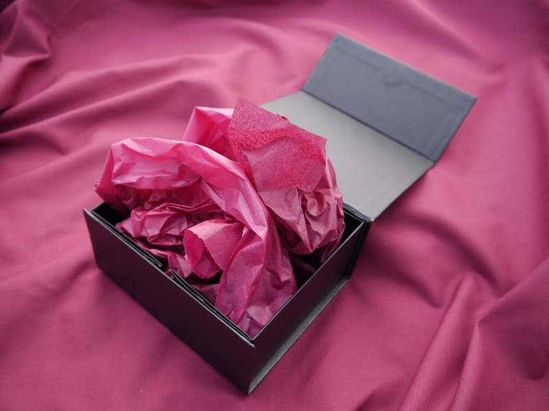 Breast Form/False Breasts Packaging box