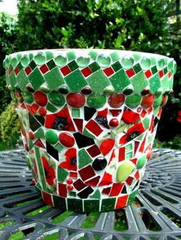 Poppy pot