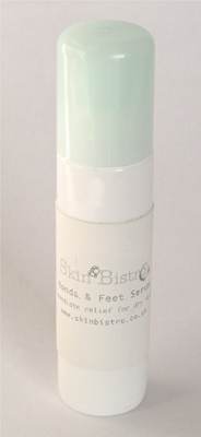 Hands and feet serum - sample size