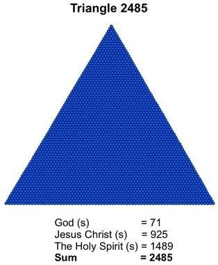 Triangle 2485 Trinity