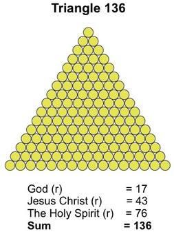 Triangle 136 Trinity