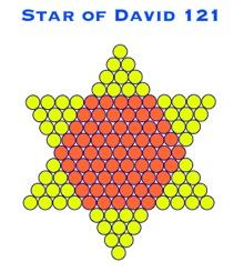 Star of David 121