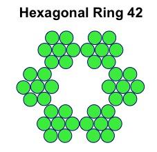 Snowflake Ring 42