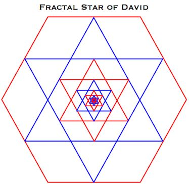 Star of David Fractal